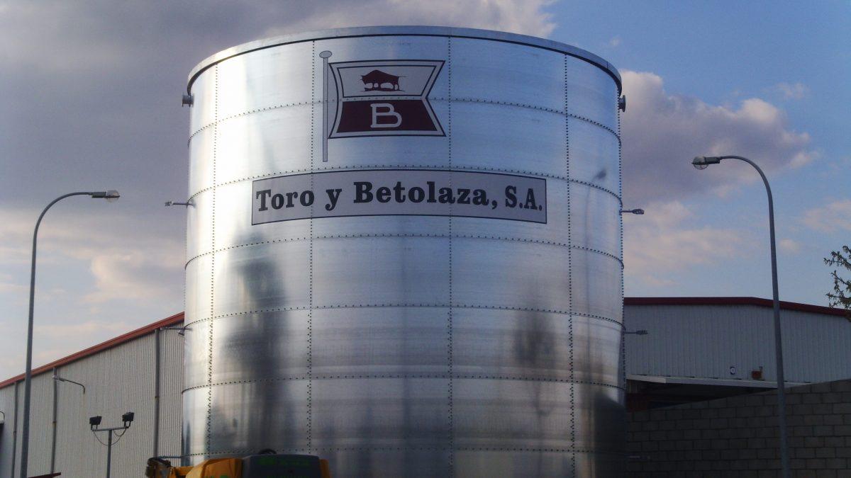 Rotuform Toro y Betolaza