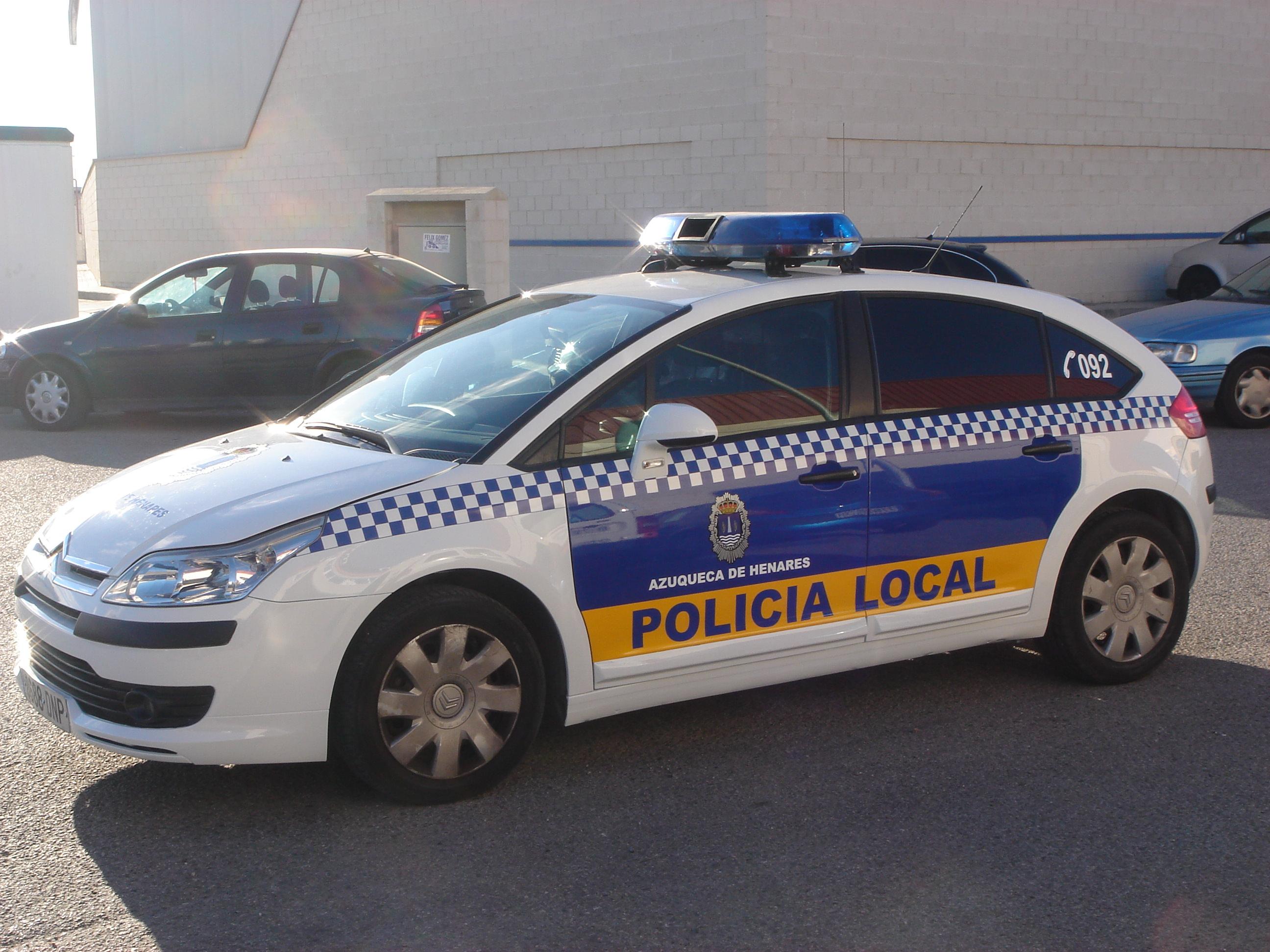 Policia Azuqueca de Henares
