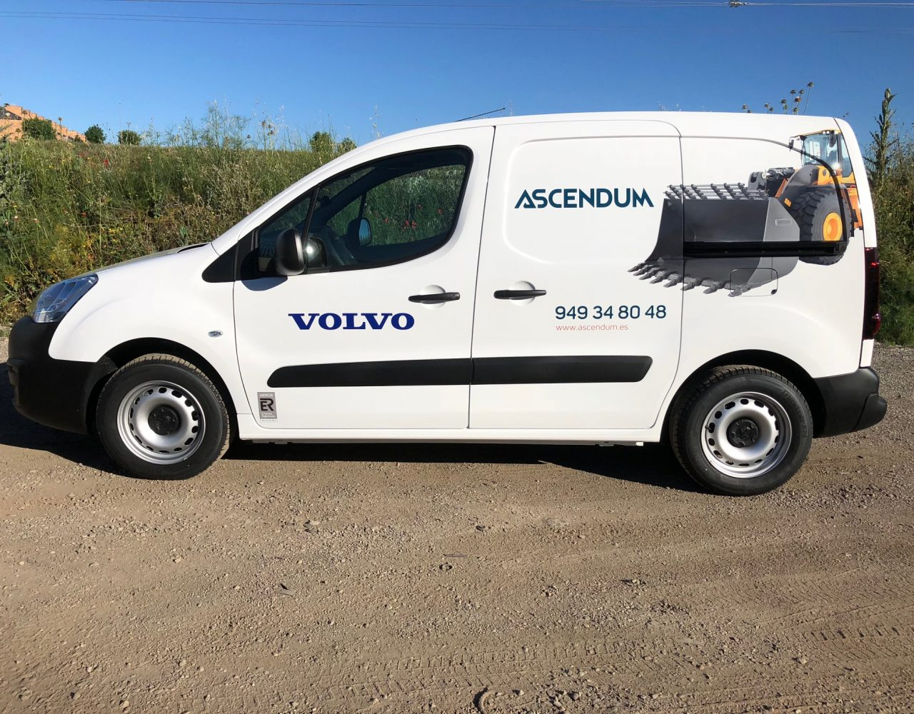Volvo Ascendum